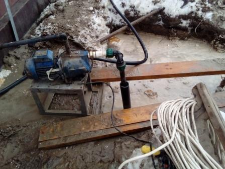 Реанимация чистка промывка ремонт восстановление обслуживание обустройство скважина на воду