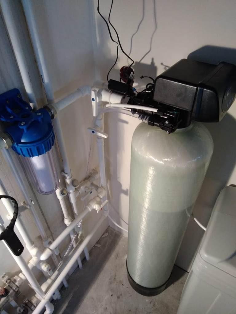 завести провести воду подключить скважину