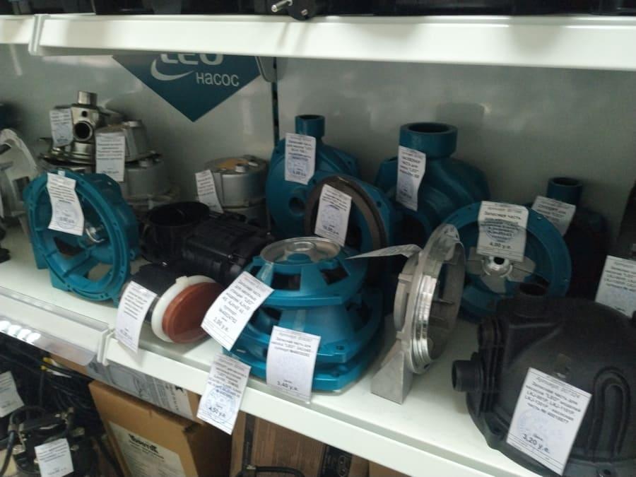Запчасти комплектующие ремкомплект Акварио Грундфос DAB LEO ремонт насосов Ростов