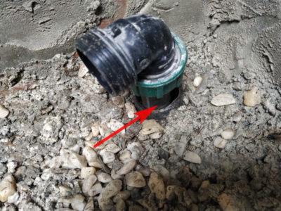 Заливает кессон скважина оборудование нарушена технология обустройство скважины под ключ