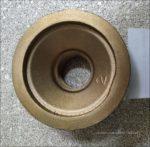 Крышка насосной части латунная для насоса Водолей Промэлектро БЦПЭ 0,5  БЦПЭ 0,32