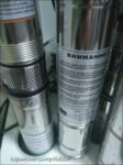Насос погружной  модель БЦПЭ-ГВ-75-0,5-25м, для грязной воды