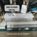 Насосная часть в сборе для насоса Водолей «Промэлектро» БЦПЭ 0,5-100У