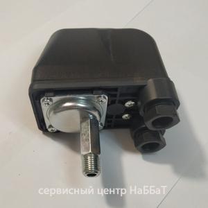 Реле защиты насоса от сухого хода автоматика на колодезный скважинный погружной и поверхностный насос