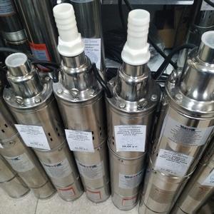 Насос погружной винтовой «Vodotok» 4QGD1.2-50-0.37 с запасным шнеком