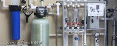 вода очистка фильтр для воды