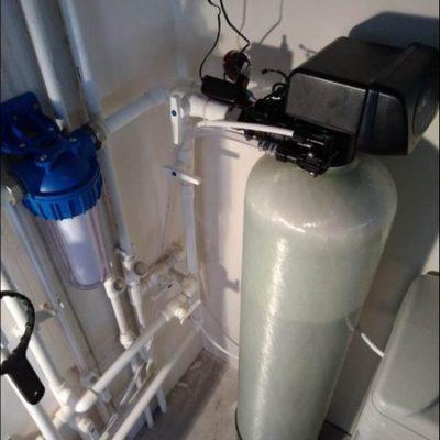 Фильтр для воды очистка система на весь дом