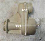 Эжектор насосные запчасти Акварио